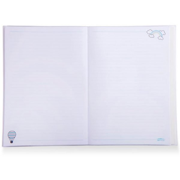 Website Sketchpad A414 2 600x600 - Over The Rainbow A4 Premium Notebook