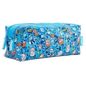 Mini Monsters Soft Pencil Case