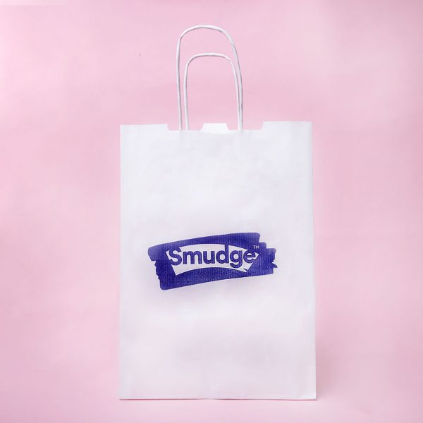 Party bag pink 600x600 - Over The Rainbow Essential Party Gift Bag