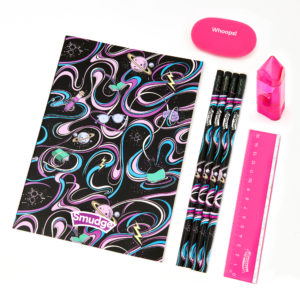 Geek Stationery Set 300x300 - Geek On Fleek Sketchers Set