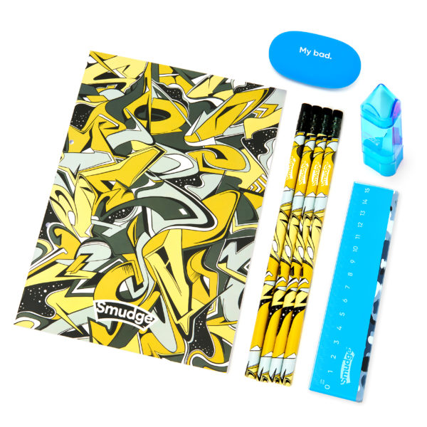Loudly Stationery Set 600x600 - Live Loudly Sketchers Set